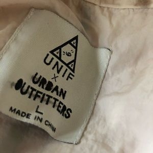 Unif x Urban Outfitters Rain Jacket
